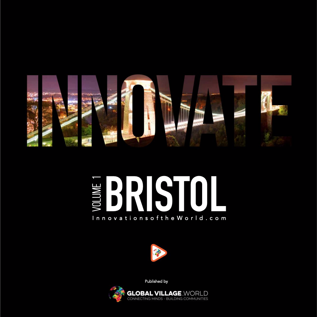 Innovate Bristol book cover